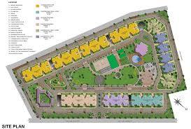 site plan design ace city site plan master plan