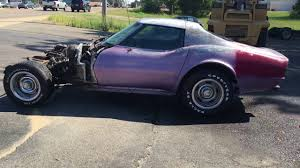 corvette project for sale 1970 corvette project car for sale