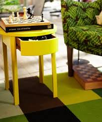 Yellow Side Table Best 25 Yellow Bedside Tables Ideas On Pinterest Yellow
