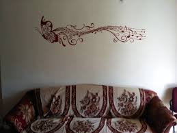 butterfly wall decals in pink jen joes design image of brown butterfly wall decals
