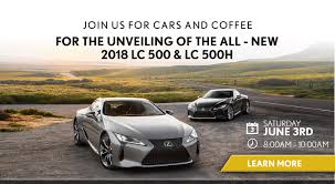 lexus usa customer service 2018 lexus lc 500 u0026 lc 500h launch lexus sales in rockville md