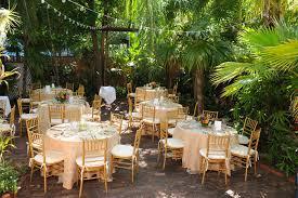 Backyard Restaurant Key West Key West Wedding Reception Old Town Manor Weddings