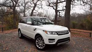land rover sport 2015 test drive 2015 range rover sport supercharged review car pro