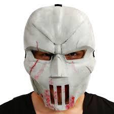 best halloween mask casey jones mask teenage mutant ninja turtles cosplay hockey mask