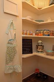 l kitchen ideas spectacular small kitchen corner pantry with l shaped pantry