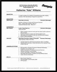 thesis email marketing sample resume for training and development