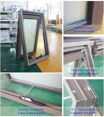 aluminum basement window awning design from yy factory of