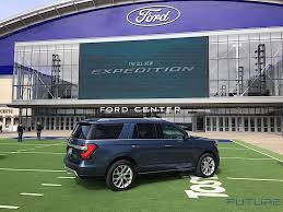 2018 ford expedition dallas reveal photo gallery future motoring