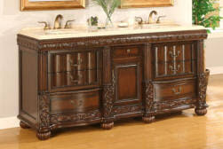 72 Vanities For Double Sinks 72 Inch And Over Vanities Double Sink Vanities Bathroom Vanity