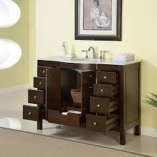 48 white bathroom vanity without top u2022 bathroom vanity