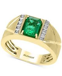 mens gold diamond rings men s jewelry accessories macy s