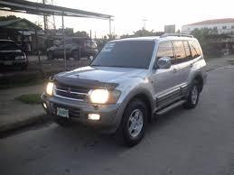 used car mitsubishi montero honduras 2002 mitsubishi montero 3 2