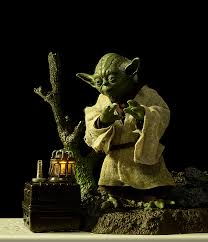 Review Photos Yoda Star Wars Sixth Scale Action Figure