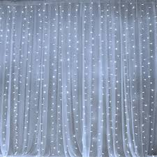 wedding backdrop led wedding backdrops led lights wedding party backdrop white