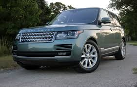 range rover dark green 2016 land rover range rover hse td6 test drive review autonation