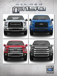 F150 2015 Atlas First 2015 Ford F 150 Built Trucks Arrive At Dealers Next Month