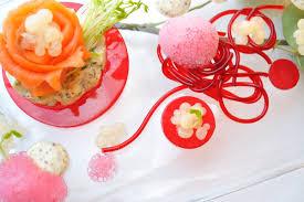 a molecular valentine food gypsy