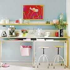 wohnideen mit wenig platz zugleich esstisch und küchenschrank perfekt für küchen mit wenig