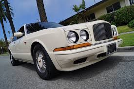 custom bentley azure 1993 bentley continental r tan leather stock 090 for sale near