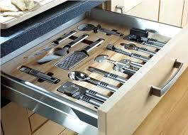 kitchen drawer organizing ideas your own diy custom wood kitchen utensil drawer organizer
