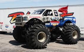 bigfoot the monster truck videos top 10 scariest monster trucks truck trend
