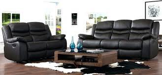 Sofa Recliner Set Leather Recliner Sofas Reclining Sofa Contour Espresso Brown
