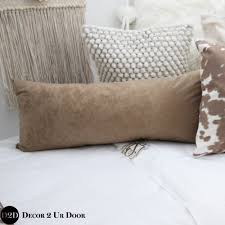 your own dorm room lumbar pillow cover