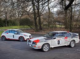 subaru rally decal audi quattro rally car vs audi a1 pistonheads
