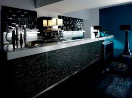 bar counter glass polyurethane upright modern