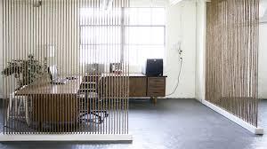 cloison s駱aration bureau modern cloison separation s paration en bois d co interieure ajouree