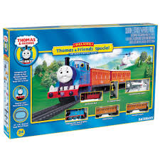 bachmann ho scale and friends deluxe set free