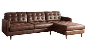 Omnia Leather Sofa Essex Sectional By Omnia Leather