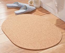 Cork Mats For Bathrooms Oval Cork Bathmat Expert Verdict