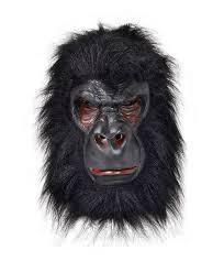 gorilla halloween mask rubie u0027s bm371 u2013 gorilla latex mask one size bristol novelty