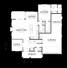 mascord house plan 22143 the treynor