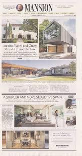 Housing Styles Autohaus Featured In The Wall Street Journal U2014 Matt Fajkus