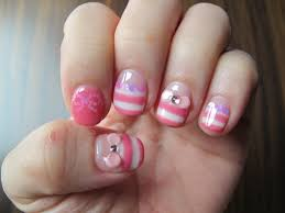 simple pretty nail art images nail art designs