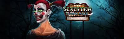 image sinister clown mask banner jpg runescape wiki fandom