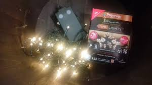 offer 50 battery operated timer lights offers easy garden