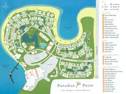 San Diego Beaches Map by World Conference San Diego Bromeliad Society