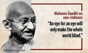 An Eye For An Eye Will Make The World Blind Photos Gandhi Jayanti 2017 10 Profound Quotes By The Mahatma