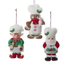 christmas ornaments gingerbread theme ashley s nest twelve days