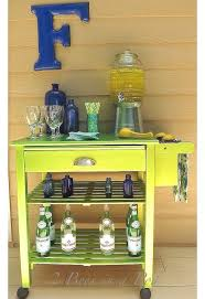 Masters Bar Table Painted Bar Cart With Modern Masters Paint Hometalk