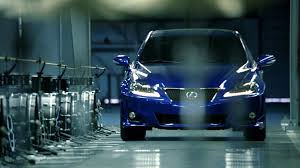 used lexus isf san diego video behind the scenes of the new u0027music track u0027 commercial for