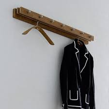 skagerak cutter coat rack 100 teak the salcombe trading company