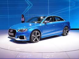 audi rs 3 sedan 2018 audi rs3 sedan coming to u s with 400 horsepower kelley