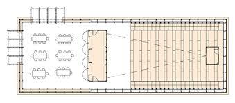 Movie Theater Floor Plan Open Air Cinema By Csutoras U0026 Liando Built From Scaffolding