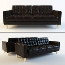 ikea karlstad leather sofa 17 best ideas about ikea leather sofa on pinterest ikea karlstad