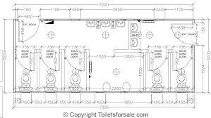 size of toilet portable toilet blocks for sale