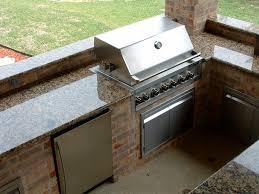 outdoor kitchen countertops ideas outdoor kitchen countertop material mediajoongdok com